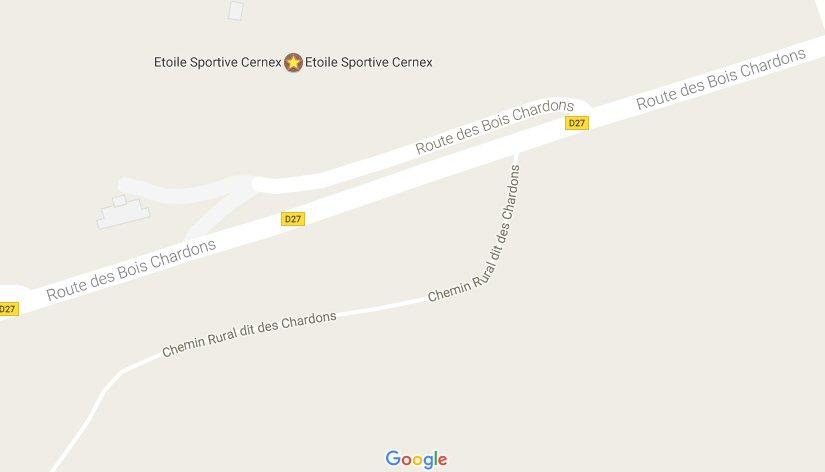Voir avec Google Maps